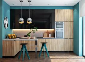 一个漂亮橱柜,让厨房颜值提升100%