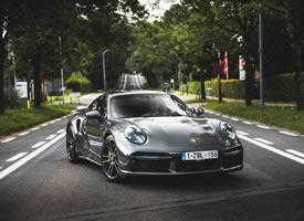 新款保时捷911 turbo大片来啦
