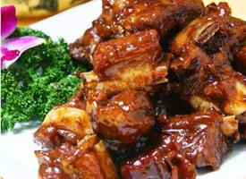 红烧排骨美食菜肴图片