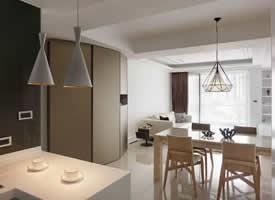 简洁又大方的现代简约风住宅设计