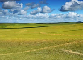 一组内蒙古草原美景图片