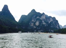 山清水秀的漓江山水图片