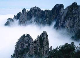 一组有名的高山美景图片