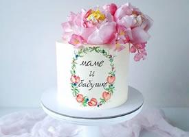 一组精致独特的蛋糕图片