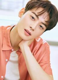 韩国帅哥车银优帅气杂志写真图片