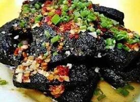 著名小吃臭豆腐图片
