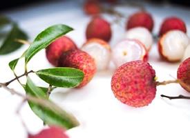 夏天爱吃的水果-荔枝图片
