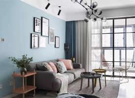 客厅沙发搭配效果组图