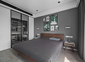 经典现代简约风格家居装修设计