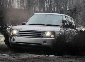 高清路虎Land Rover汽车图片
