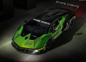 兰博基尼Essenza SCV12赛车图片欣赏