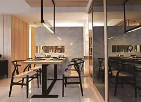 精致餐厅设计方案