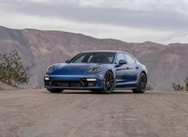 Porsche Panamera GTS 这个配色,很赞