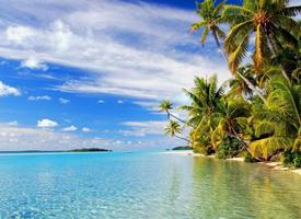 一组魅力迷人的海滩图片
