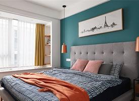 现代风三居室设计案例