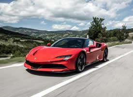 Ferrari SF90,这红色诱惑太致命