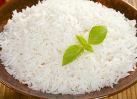 香糯的大米饭图片