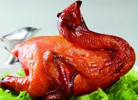一组香味扑鼻的烧鸡图片