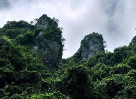 瑞云山森林公园风景图片