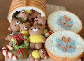 卖萌的小面包  