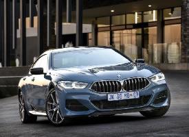 BMW M850i,宝马的颜值担当