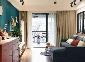 年轻人的家,设计大胆有温度的居住空间