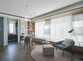 89㎡北欧三居室设计
