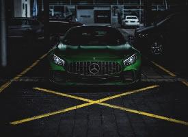 绿色地狱魔奔驰GT R