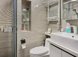卫生间壁龛设计,实用小收纳