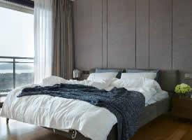 现代简约风格家居装修,木质的感觉很舒服