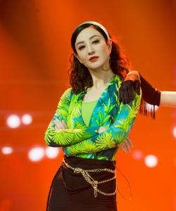 郑希怡《乘风破浪的姐姐》十二期剧照图片