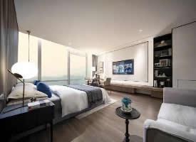 都市白领的41㎡单身公寓,简约时尚