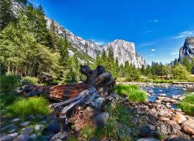 优美如画的美国国家公园图片