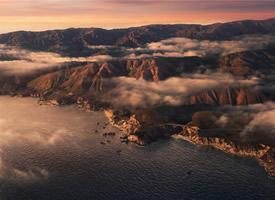 macOS Big Sur海景风景高清桌壁纸