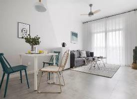 41㎡北欧风格一居室设计