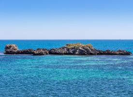 澳大利亚洛特尼斯岛自然风景图片