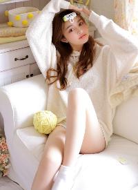 细长美腿美女白嫩摄影写真