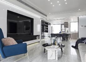 现代简约风三居室,美好舒适的明亮空间