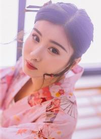优雅精致和服美女摄影写真图片