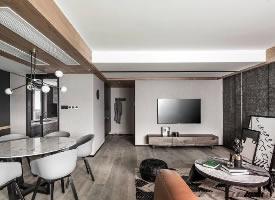 现代台式风格家居装修设计