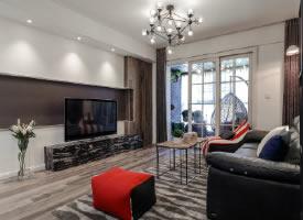 现代风格家居装修设计案例