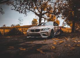 BMW M2汽车图片欣赏