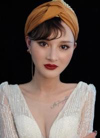 浪漫复古的法式女生发型图片
