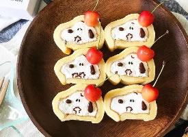 一组可爱萌系甜点图片