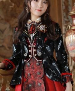 SNH48《那不勒斯的黎明》版性感主题写真图片