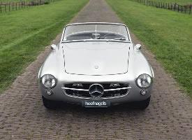 经典车之梅赛德斯Mercedes SL 190
