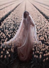 一组个性婚纱摄影作品欣赏