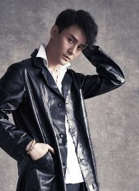 王凯魅力时装杂志封面写真图片