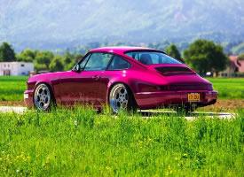 史上最美跑车——保时捷964