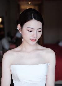 一组气质高级感的新娘发型图片